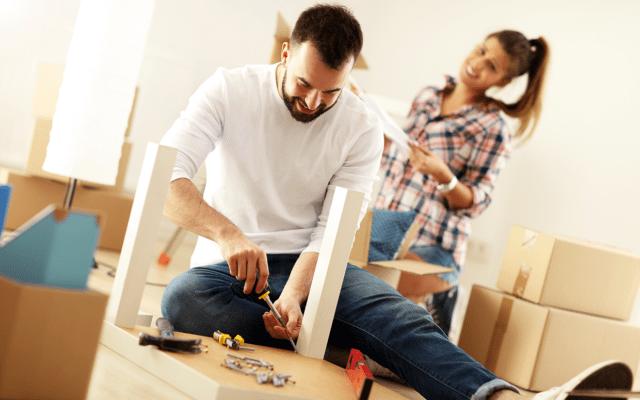 De handyman service van Leidekker Verhuizingen