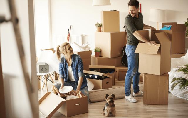 Tips voor het inpakken voor je verhuizing